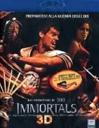 Immortals 3D [videoregistrazione]