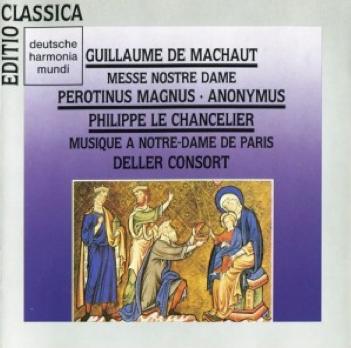 Messe Nostre Dame [Audioregistrazione]