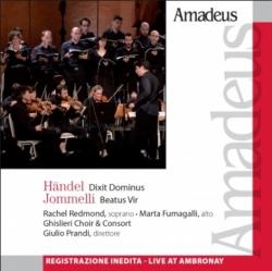 ixit Dominus / George Frideric Händel. Beatus Vir / Niccolò Jommelli