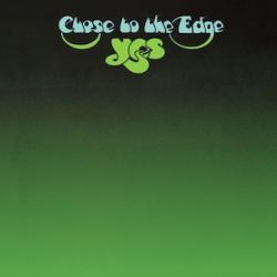 Close to the edge [Audioregistrazione]