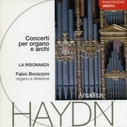 Concerti per organo e archi